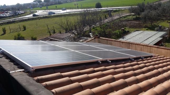 Impianto fotovoltaico da 4,00 kWp doppia falda Grosseto (GROSSETO)