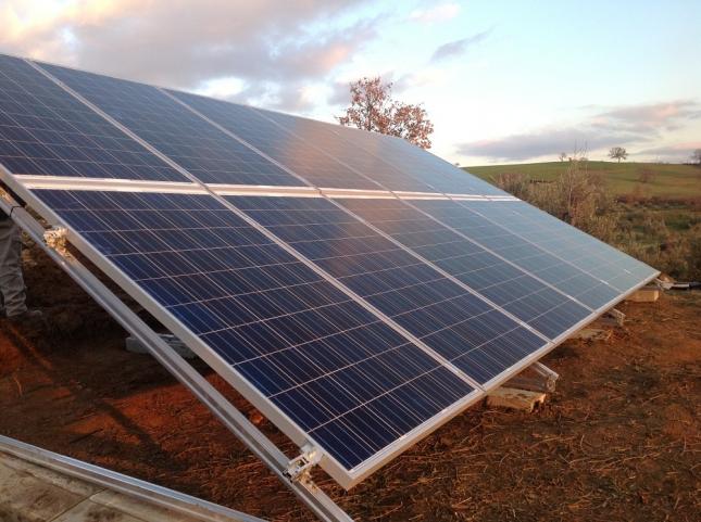 Impianto fotovoltaico da 2,88 kWp a Semproniano (GR)