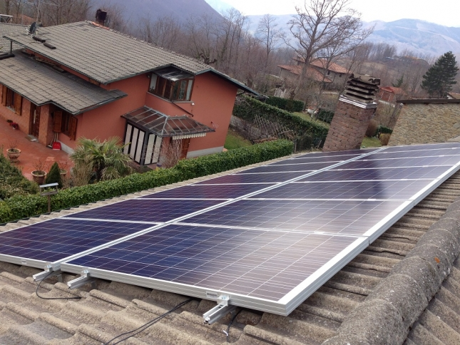 Impianto fotovoltaico da 3,50 kWp S. Marcello Pistoiese (PT)