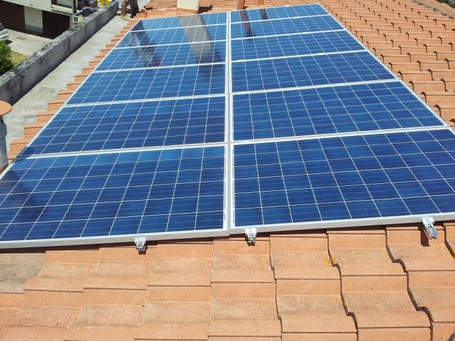 Impianto fotovoltaico da 2,88 kWp a Pelago (FI)