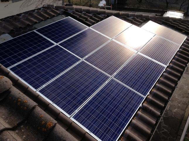 Impianto fotovoltaico da 3,00 kWp a Fiumalbo