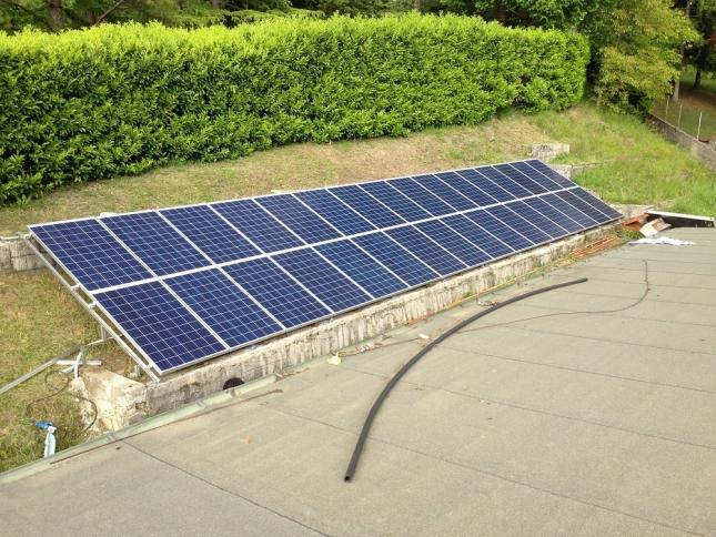 Impianto fotovoltaico da 8,00 kWp a S. Marcello P. (PT)