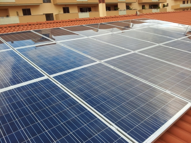 Impianto fotovoltaico da 6,00 kwp a Reggio di Calabria (RC)