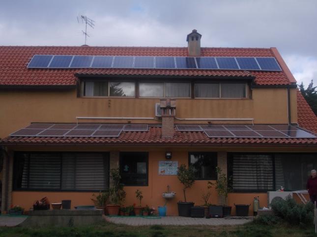Impianto Fotovoltaico di Bibbona (Livorno)