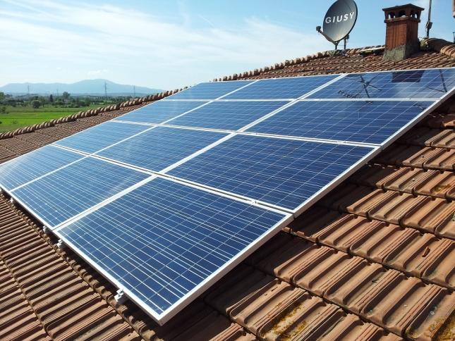 Impianto fotovoltaico da 3,00 kwp a San Miniato (PI)