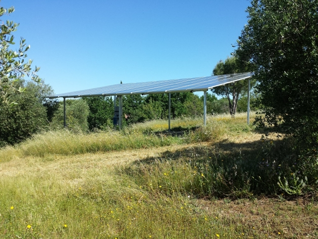 Impianto fotovoltaico da 12,00 kWp Grosseto (Grosseto)