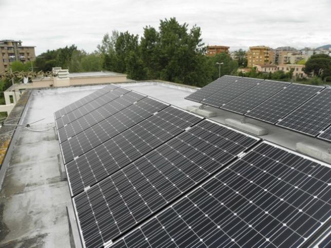 Impianto fotovoltaico da 3,84 kWp Pisa (PISA)