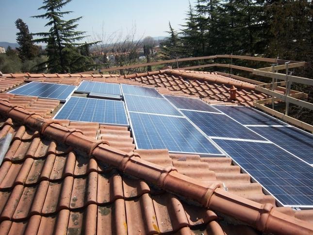 Impianto Fotovoltaico da 2,88 kWp a LUCCA (LUCCA)