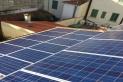 Impianto fotovoltaico da 5,00 kWp e linea vita a Viareggio (LU)